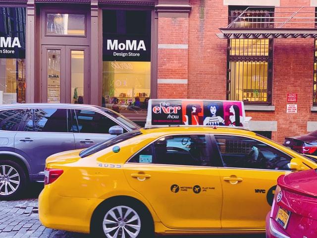 ニューヨーク近代美術館MoMA