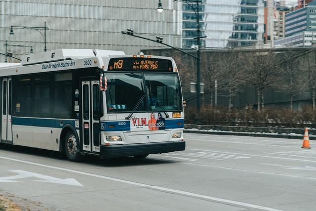 ニューヨーク バス アプリ