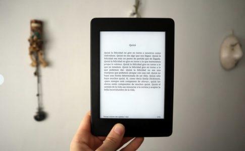 Kindle アメリカ 日本