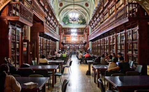 アメリカ 図書館 検索