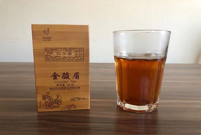 ジンジュンメイ茶