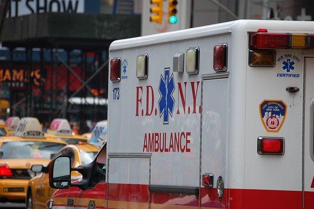 ニューヨークで救急車や消防車の音は生活音の一部