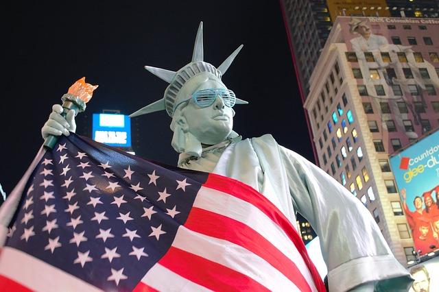 ニューヨークの独立記念日イベント