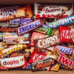 アメリカで人気のチョコバー