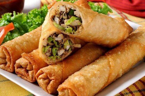 アメリカで人気のある中華料理